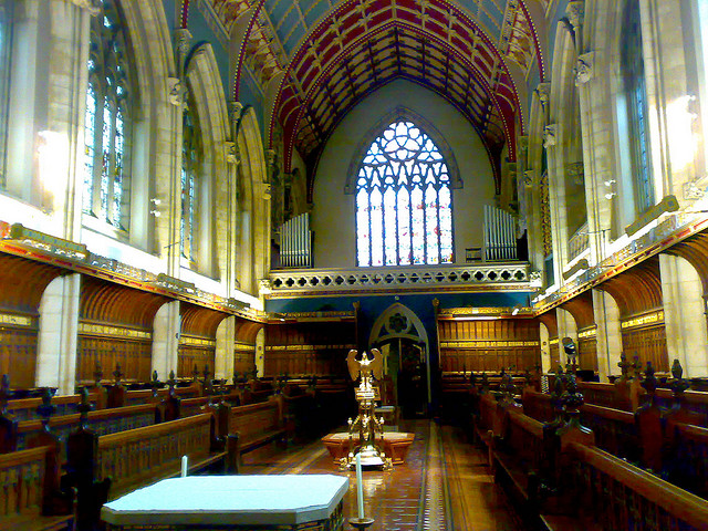 Photo of Ushaw College