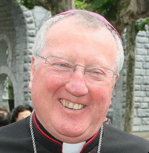 photo of Bishop Terry Drainey, Bishop of Middlesbrough