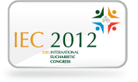 logo for Eucharistic Congress 2012