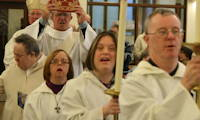 photo from a Fellowship Mass