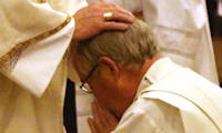 photo of ordination of Father David Pick