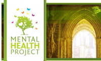 picture of part of the mental health project web site header