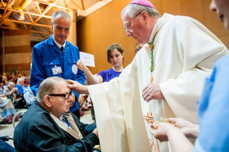 News Release - Big Year for Lourdes Pilgrimage - Photograph 3
