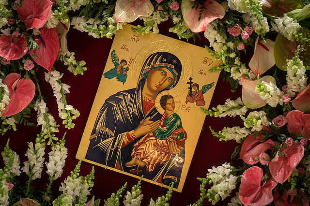 The true story of Bishop Lacy and Our Lady of Perpetual Succour