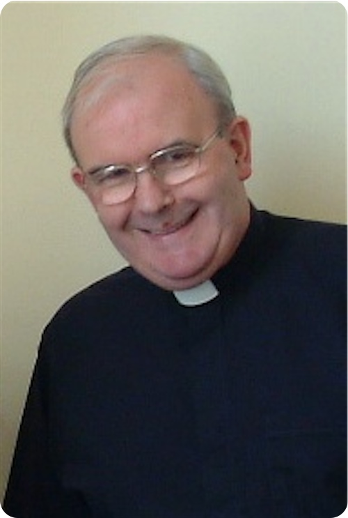 photo of Reverend John Steel