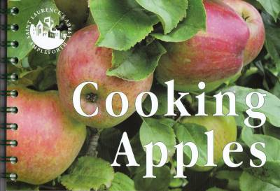 cover of Cooking Apples book