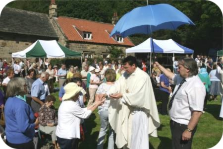 500 at Osmotherley Pilgrimage