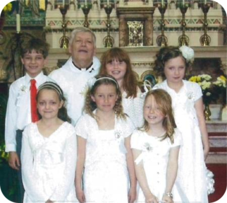 First Holy Communion Joy in Whitby