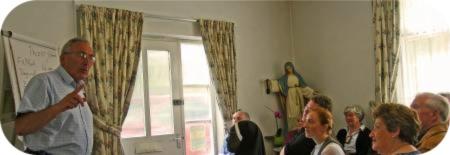 Carmelite Friar's Golden Jubilee of Profession