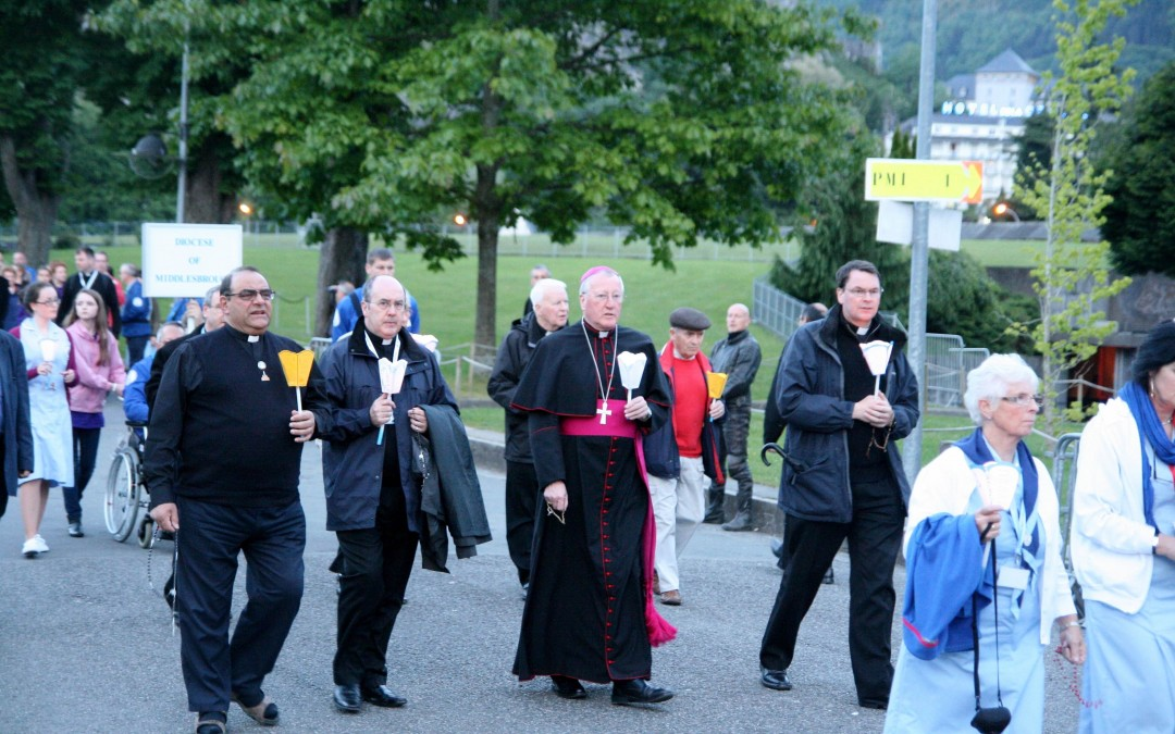 An Update From The Lourdes Committee