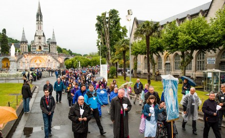 News Release - Big Year for Lourdes Pilgrimage - Photograph 2