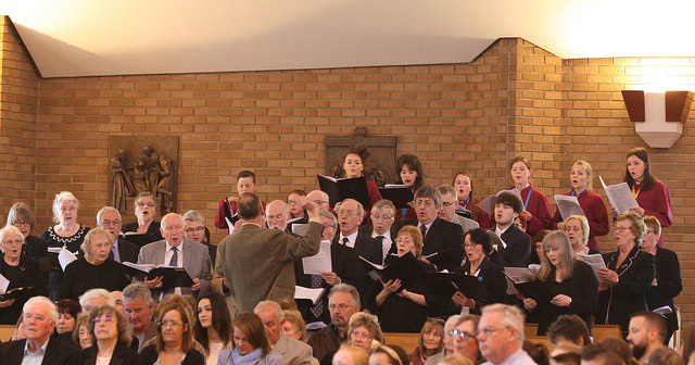 Choral Services At The Cathedral