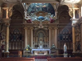 St Charles Borromeo's Church in Hull