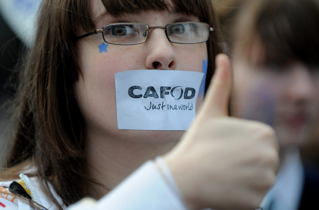 Opportunities For Young People With CAFOD