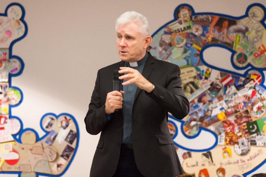 Father Eamonn Mulcahy