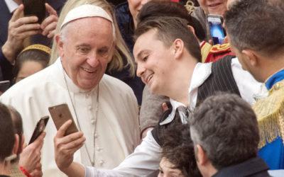 Half A Million Book Dublin Papal Mass Tickets
