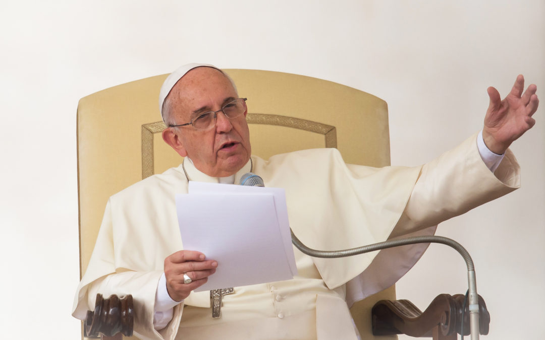 Pope Reveals World Day Of The Poor Message