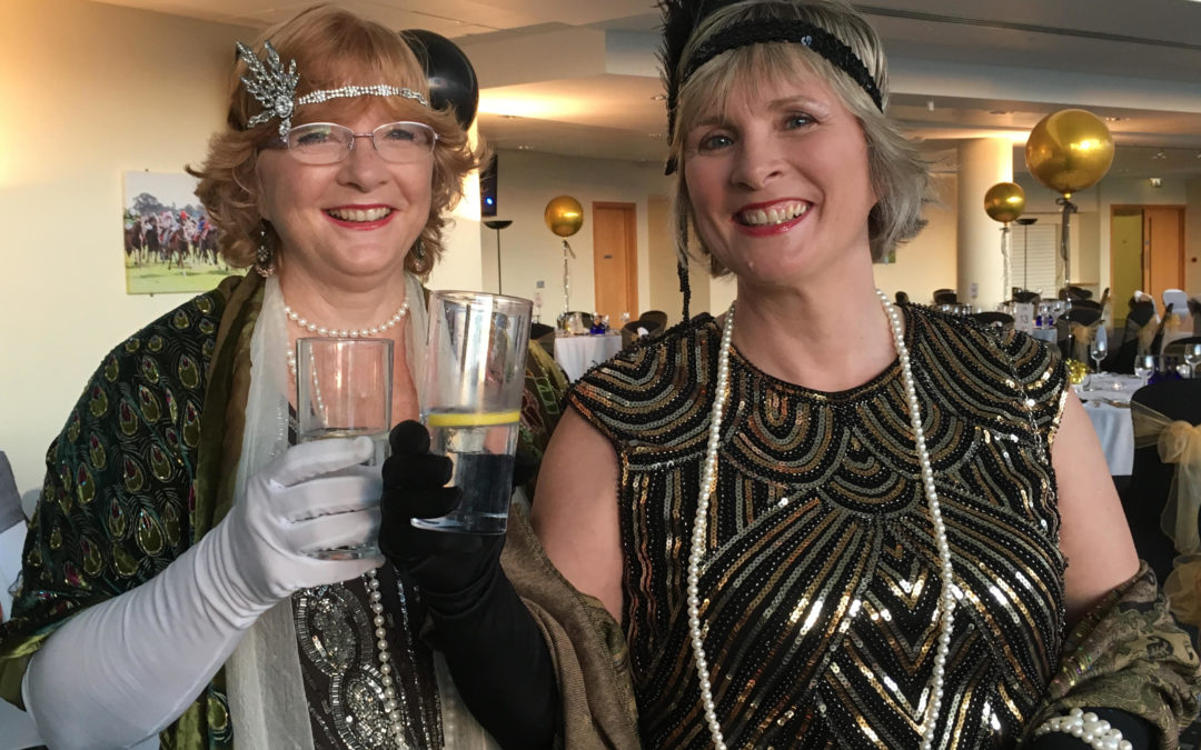 Support Needed For HCPT's Great Gatsby Ball