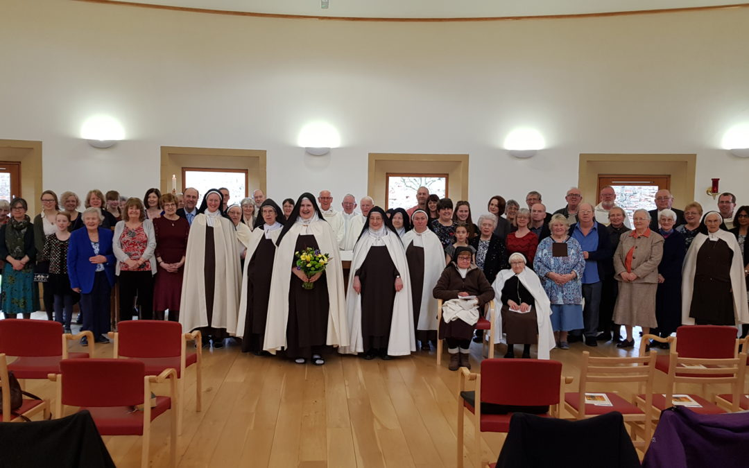 Carmelite Nuns Hold Information Day
