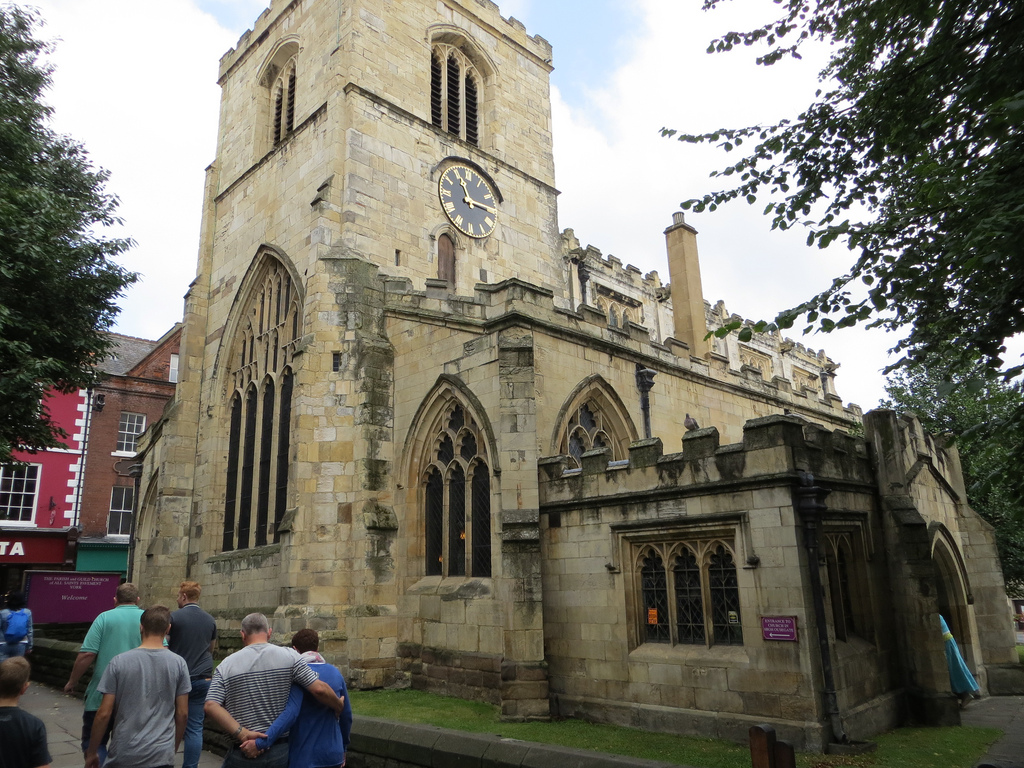 All Saints Parish Church in York
