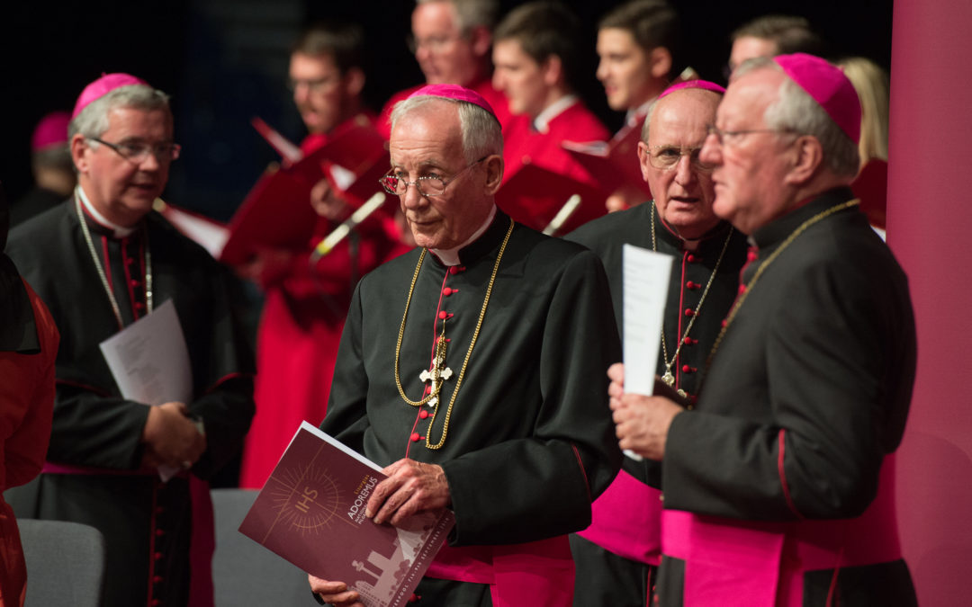 Bishops' Statement As Ad Limina Visit Ends