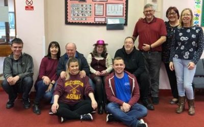 Friends at the Middlesbrough Catholic Fellowship playgroup