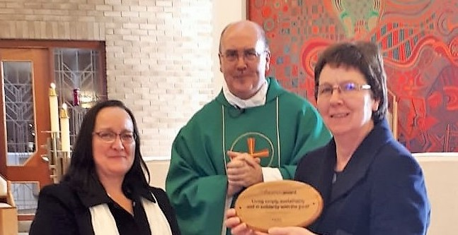 St Mary's Cathedral Wins Livesimply Award