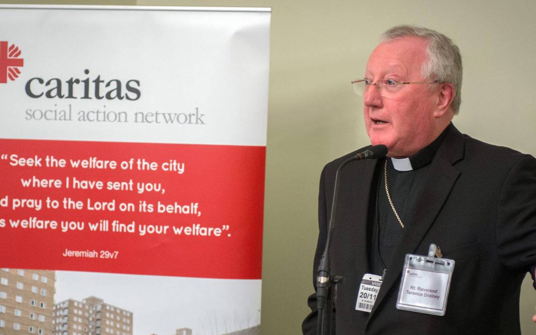 Bishop Calls For Housing Crisis Action