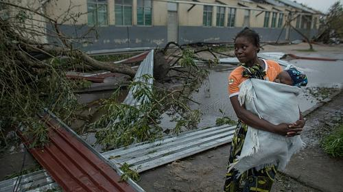 Appeal For Urgent Help After Cyclone