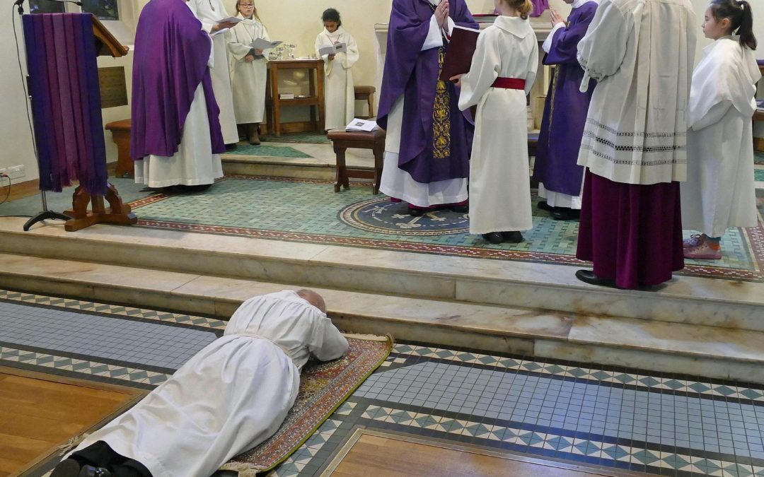 Ordination to the Diaconate of Francis Sutcliffe