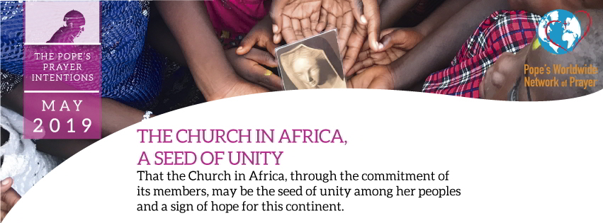 Africa Is Focus For Pope's May Intention