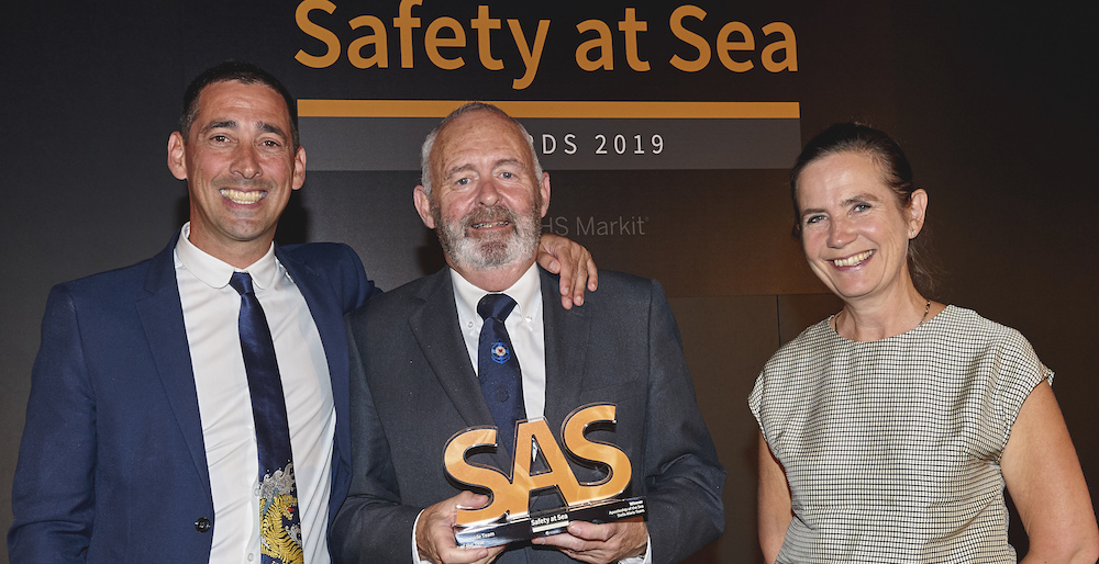 Ship Visitors Win Global Shipping Award