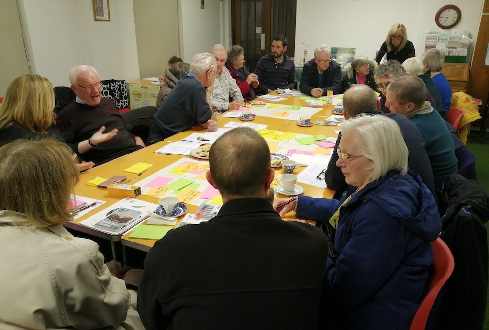 Work Underway For Missionary Disciples