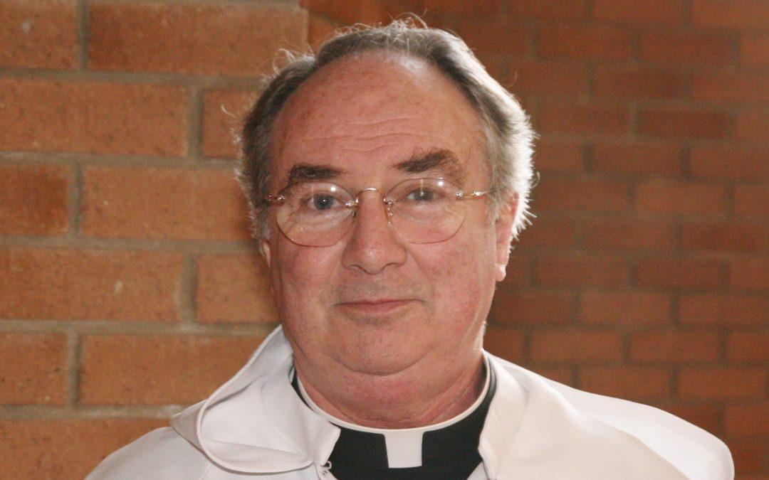 Memorial Mass For Father Colman Ryan