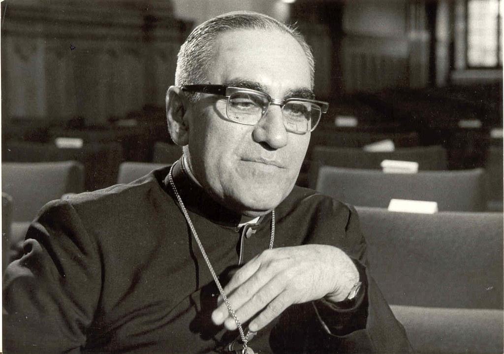 St Oscar Romero