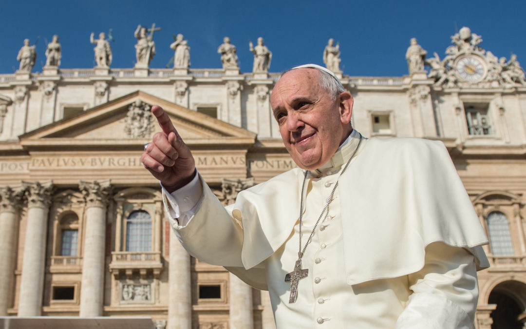 Pope Sends Video Message To Seafarers