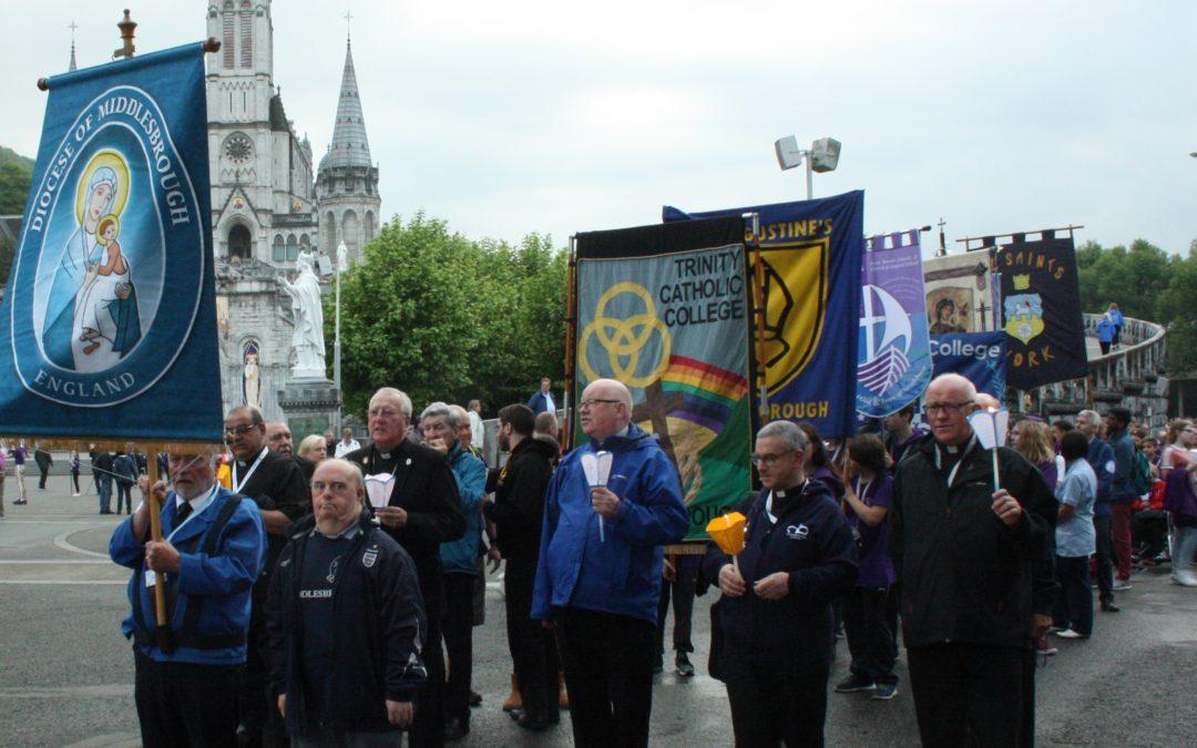 Diocese Prepares For 'Virtual Lourdes Pilgrimage'