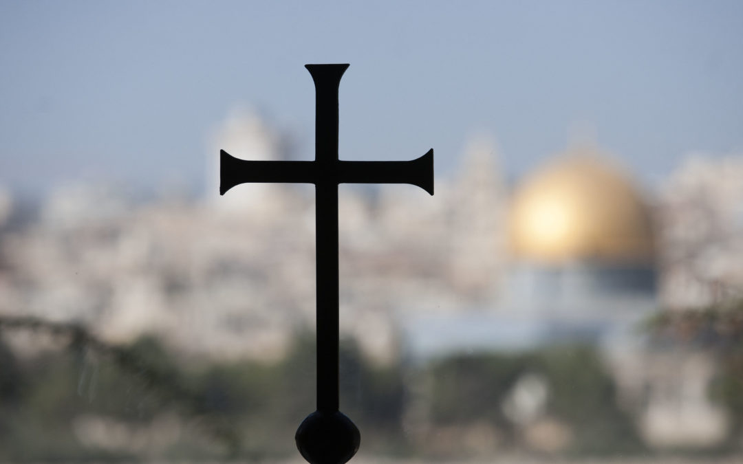 Bishops Call On Government To Help Stop West Bank Annexation