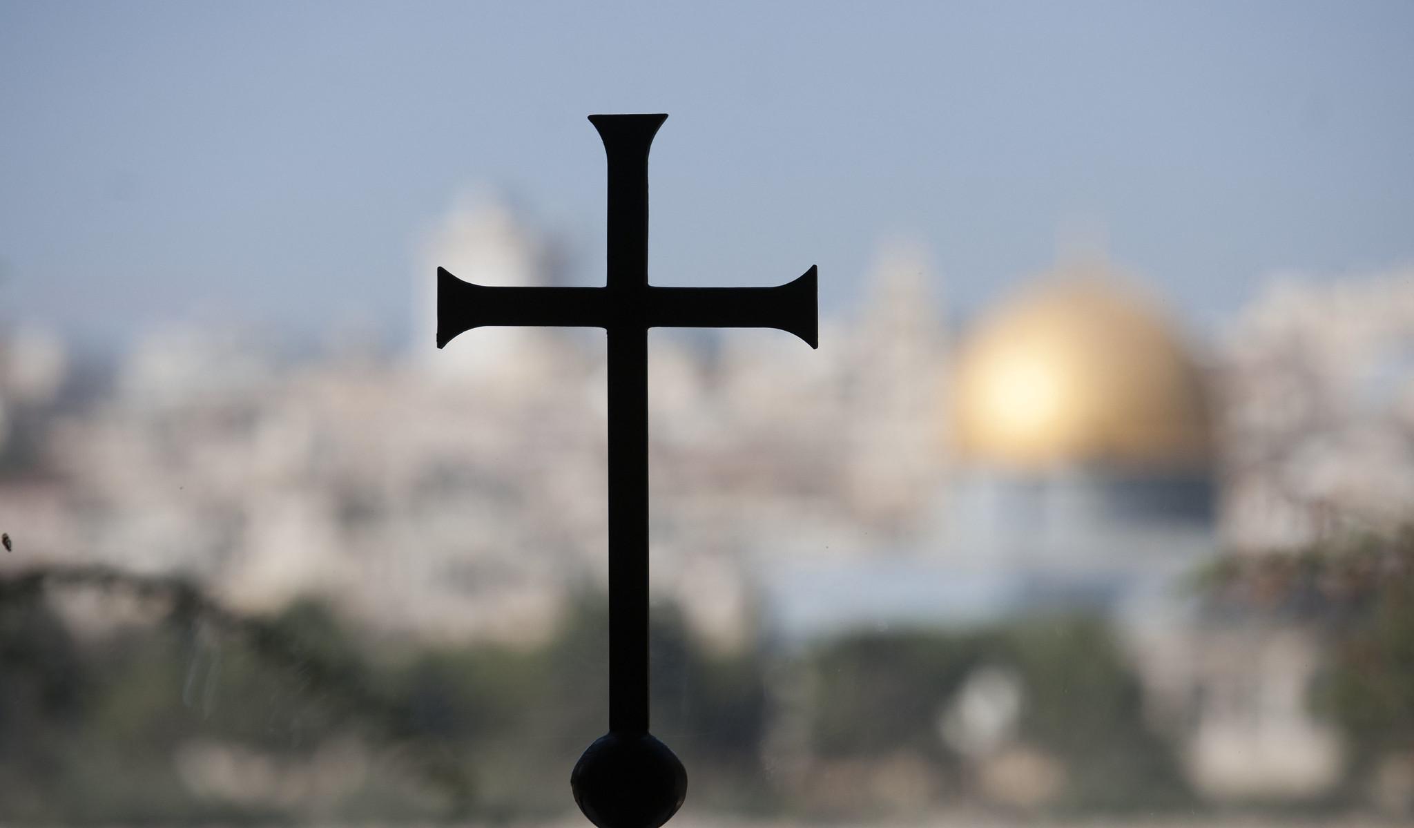 The Holy Land – © Mazur/catholicnews.org.uk