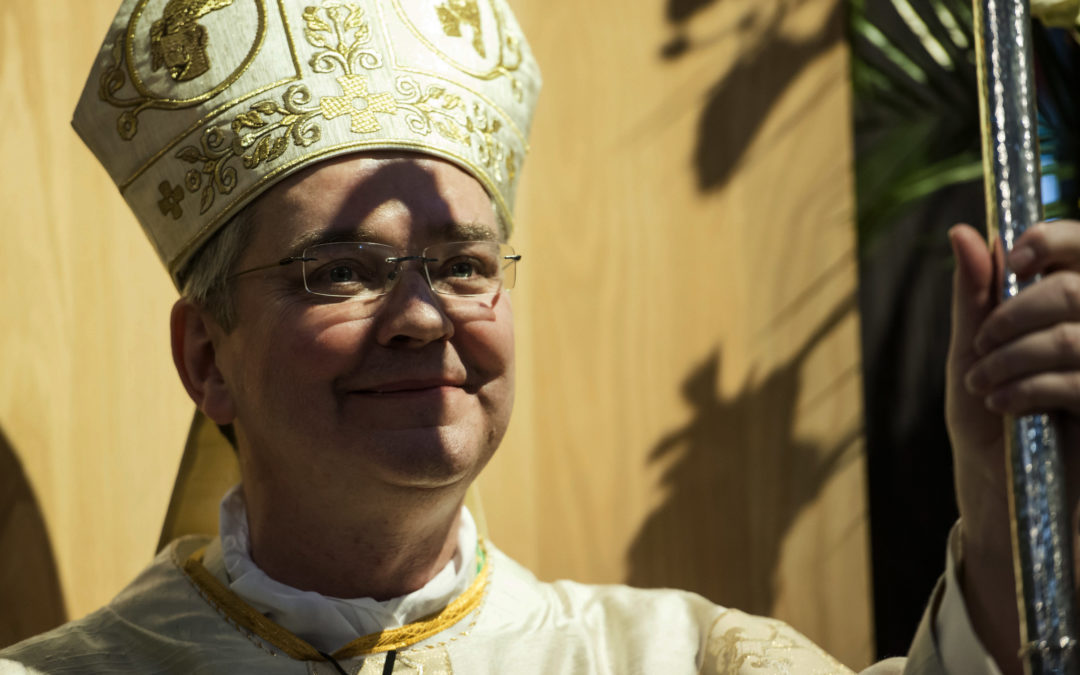 Bishop Reflects On 'The Priestly Heart'