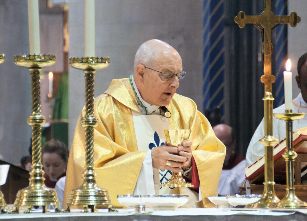 Bishop of East Anglia Alan Hopes