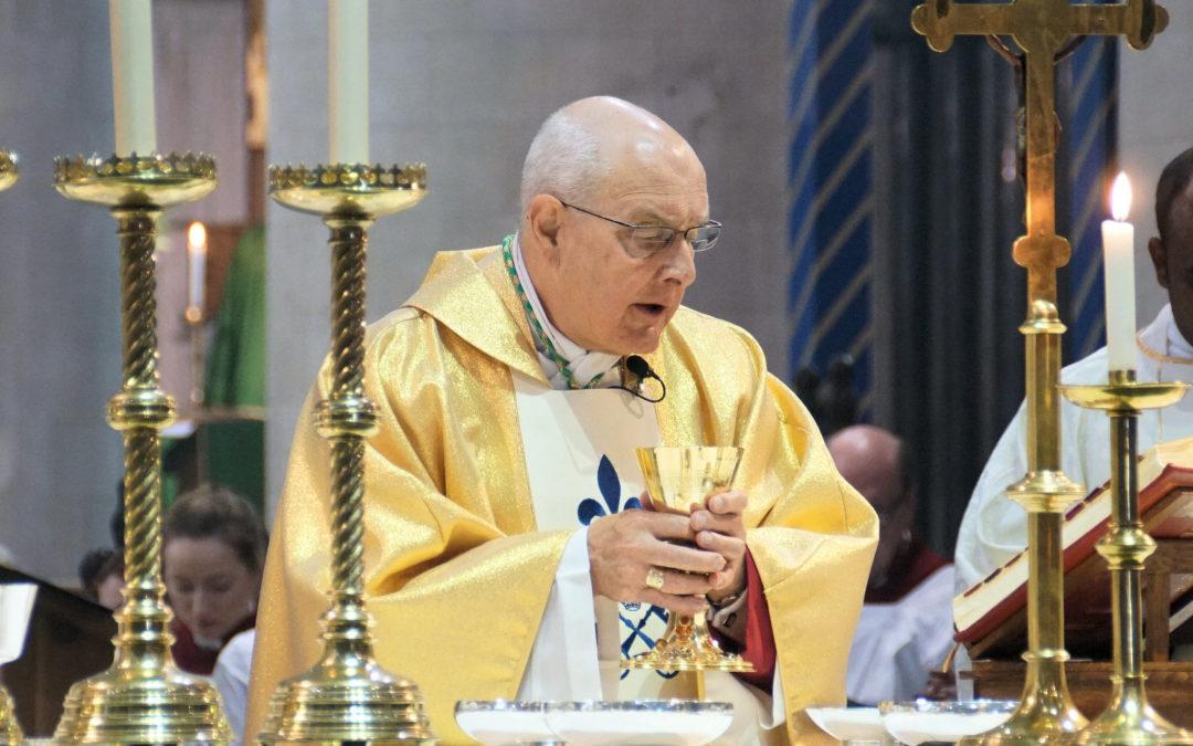 Bishop Praises Actions Of Frontline Workers