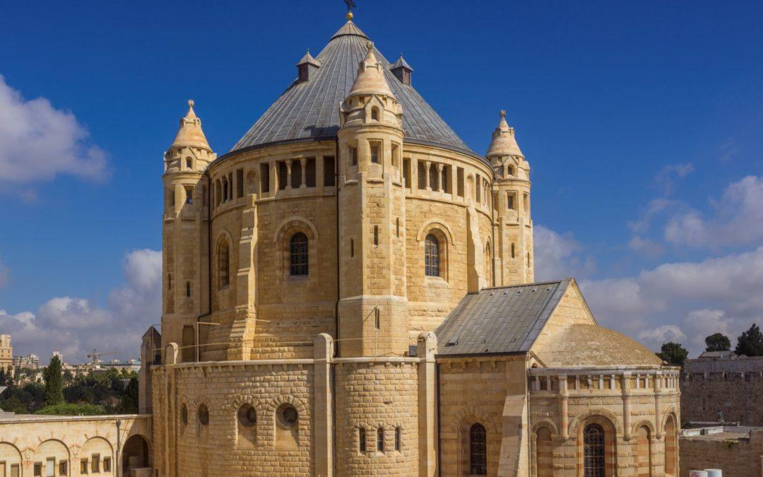 Friends Of The Holy Land's Pentecost Challenge Raises £110,000