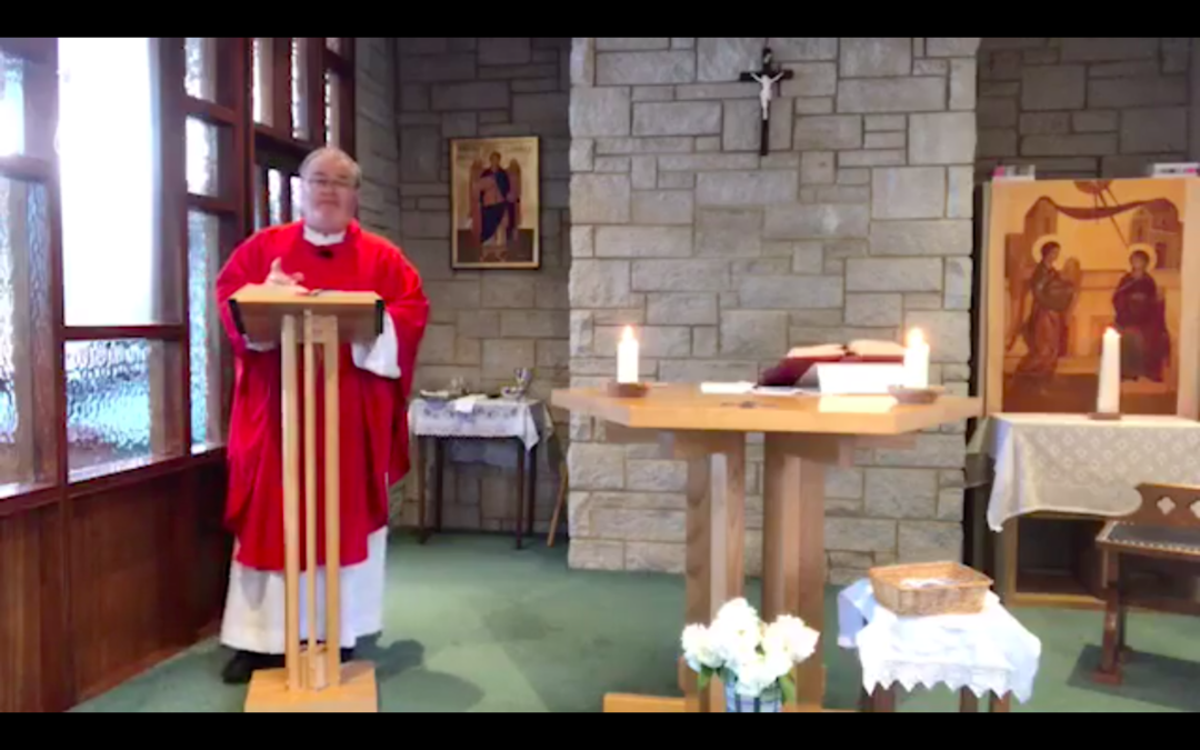 Streamed Services In Our Diocese