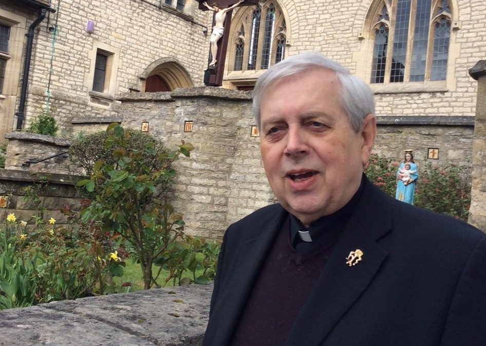 Tributes Paid To Father Bill