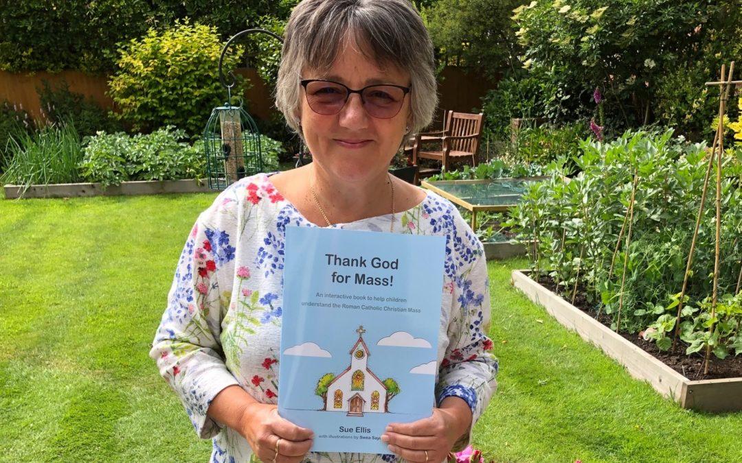 York Author Publishes Children's Mass Book