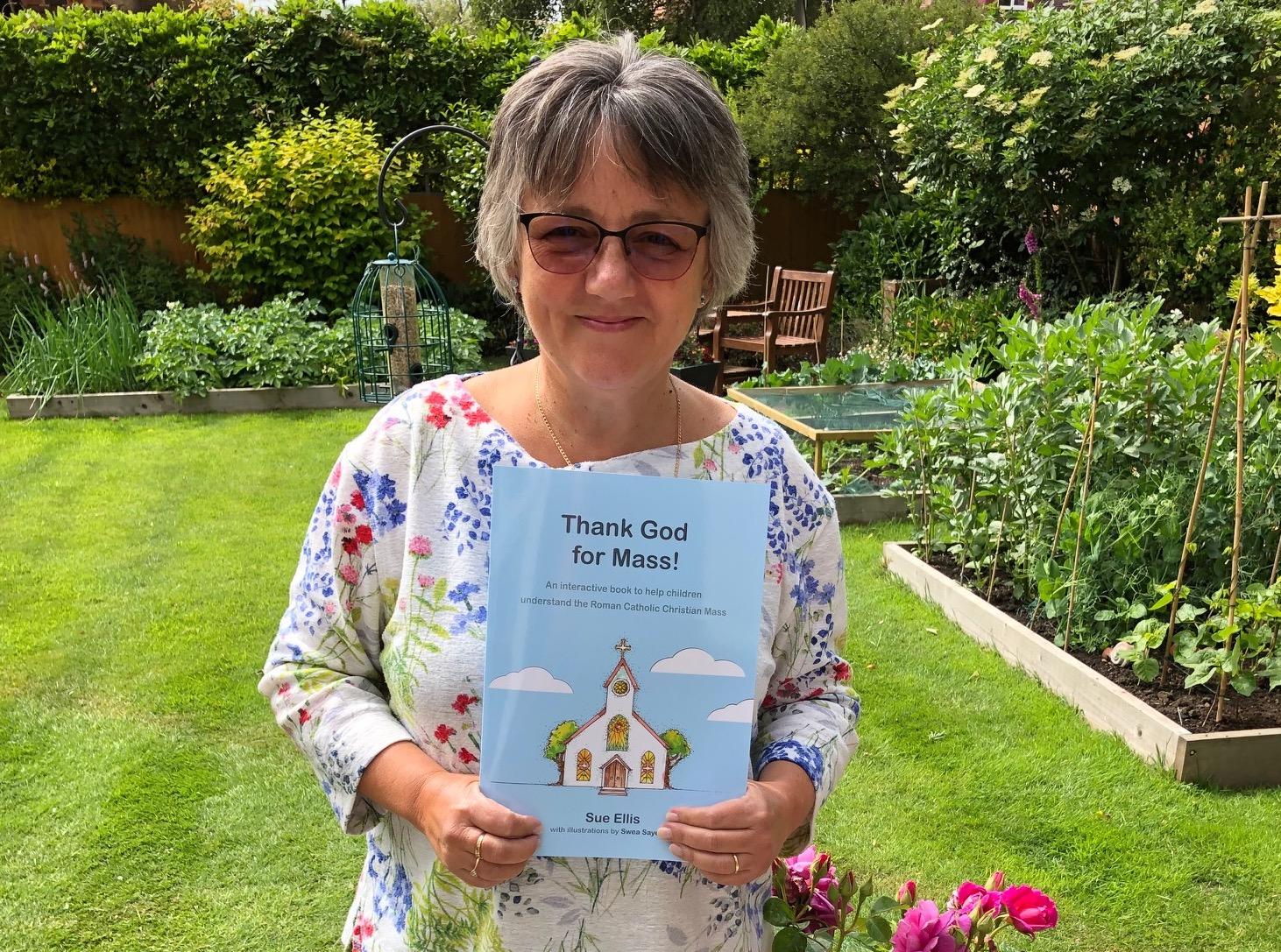 York Catholic author Sue Ellis