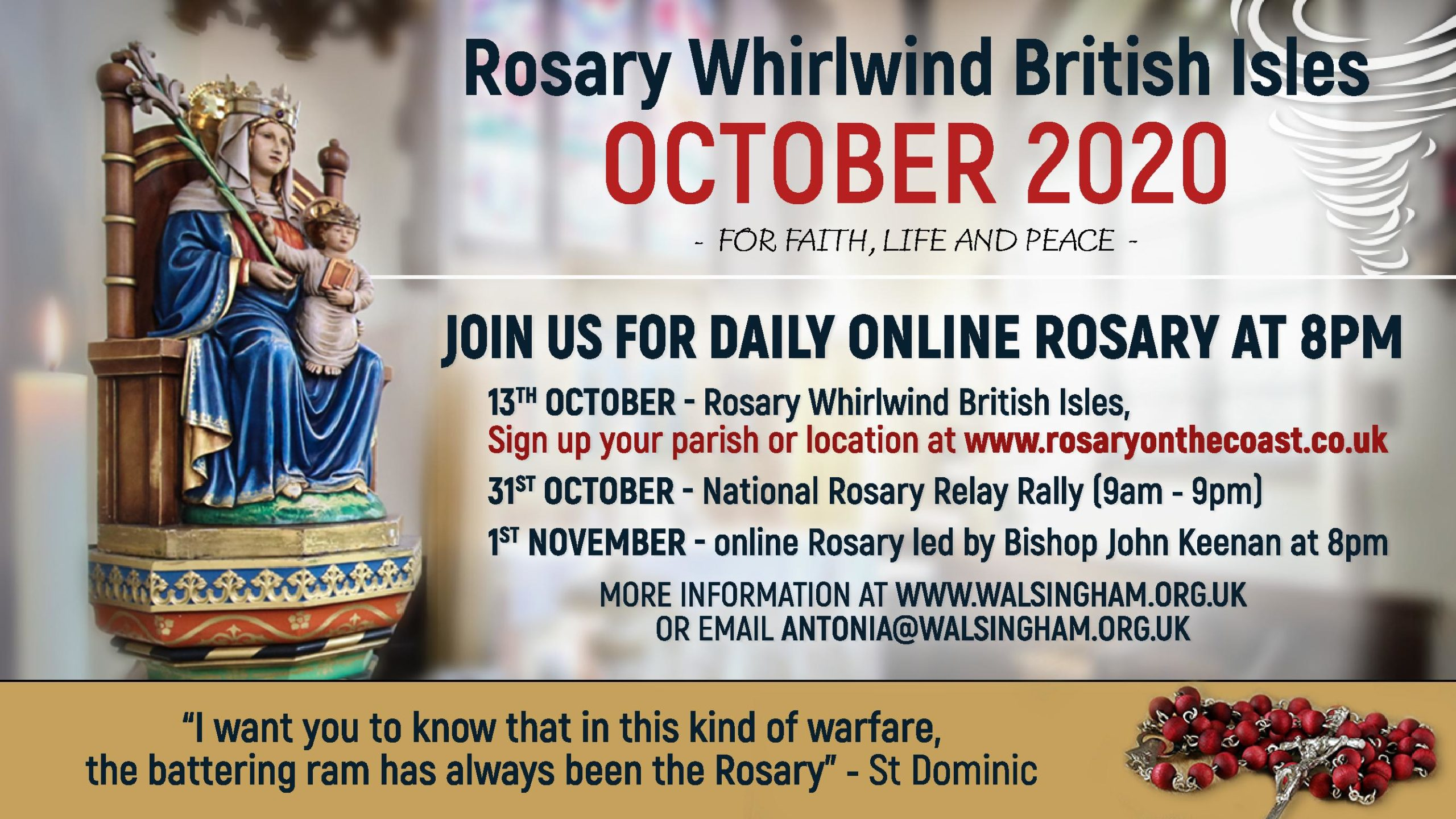 Rosary Whirlwind 2020