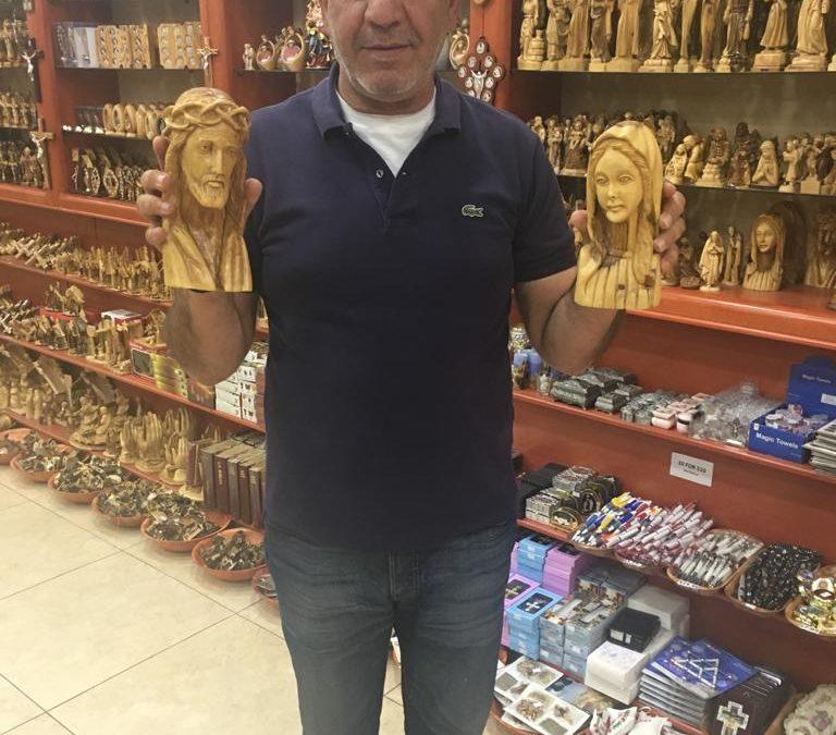 Charity Warns Of Bethlehem Disaster As Pilgrims Stay Away