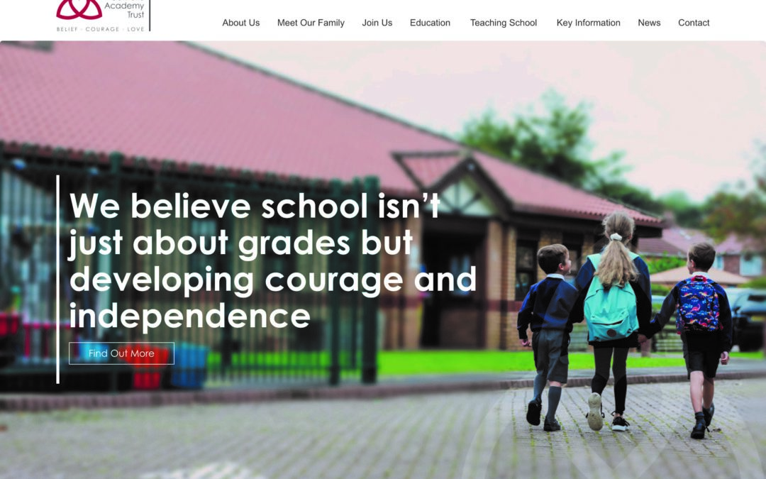 Trust Reveals New Brand Identity And Website